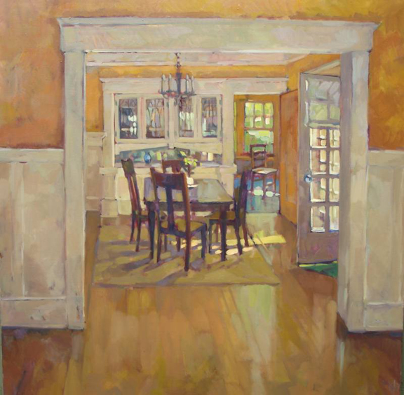 Description: http://www.wbabbott.com/wp-content/uploads/2012/03/EarlyMorningDiningRoomTable38x38oil.jpg